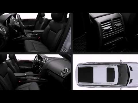 2012 Mercedes Benz  GL Class Video