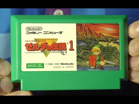 The Legend of Zelda (Famicom) James & Mike Mondays