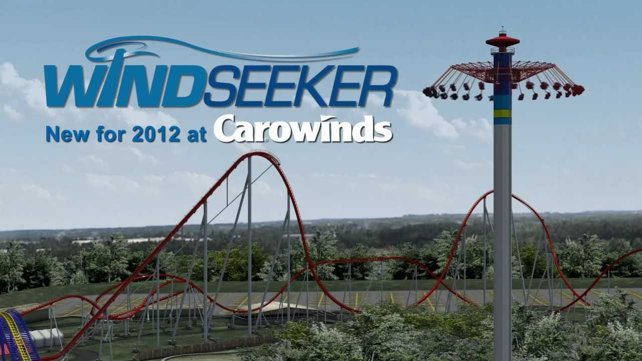 Carowinds New Ride Autos Post