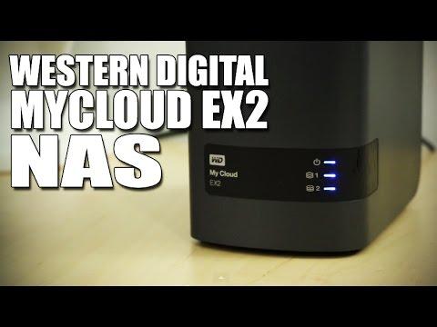 Western Digital MyCloud EX2 - Very easy NAS solution!
