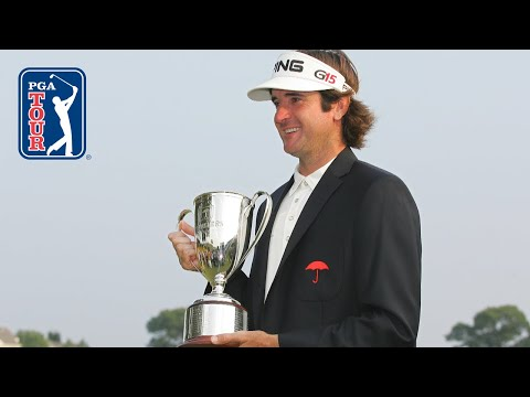 Bubba Watson's winning highlights from 2010 Travelers