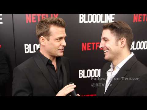 'Suits' Star Gabriel Macht Supports Wife Jacina Barrett @BTVRtv