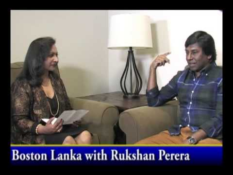 Boston Lanka with Rukshan Perera