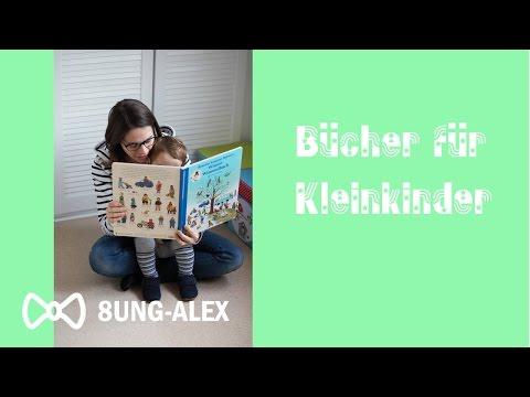 Bücher für Kleinkinder | 8UNG-Alex