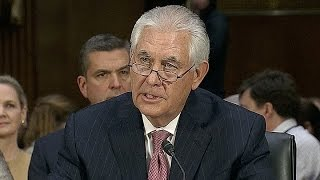 """Tillerson: Rusia es peligrosa, pero """"no impredecible"""""""