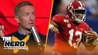 Joel Klatt scouts Tua Tagovailoa, touches on Michigan's must-win game on Saturday | CFB | THE HERD