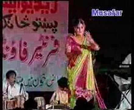 Pashto film star Nazoo