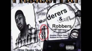 Project Pat Video - Project Pat - Ridin On Chrome (Feat. T-Rock)
