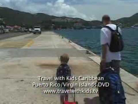 Travel With Kids Caribbean Guide DVD - St. Thomas