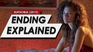 Euphoria: Season 1: Ending Explained Breakdown: What Really Happened To Rue | SPOILER REVIEW