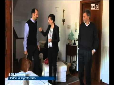 E se domani (10/12/2011) – Paola Maugeri e Simone Molteni a casa di Graziano Delrio