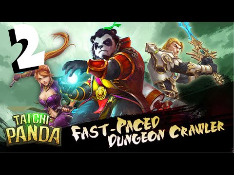 TaiChi Panda iOS/Android Gameplay Part 2