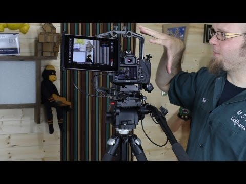 Nexus 7 tablet mount option for your DSLR RIG - DSLR FILM NOOB