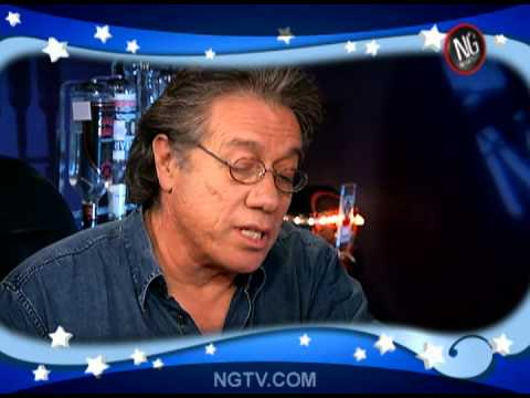 Edward James Olmos on Battlestar Galactica Pt. 1