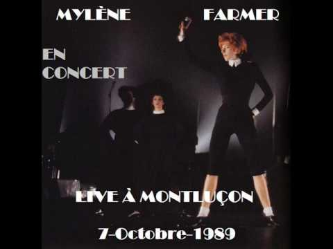 Mylne Farmer - Tristana [Live  Montluon 7-Octobre-1989]
