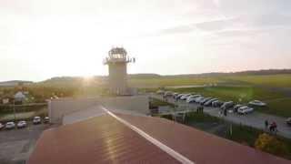 Drohnenaufnahmen - Tower Jena Schöngleina