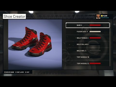 **NEW NBA 2K15 MyCAREER - How To Create And Equip Cams Nike CamGods ! How  To .