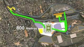 São Paulo será sede da abertura da Copa do Mundo 2014