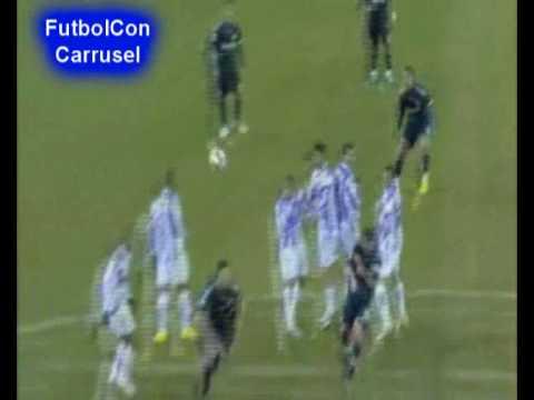 Liga BBVA 2009/2010 - J26 - Real Valladolid 1 Real Madrid 4