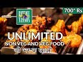 Barbeque Nation - Unlimited Non Veg and Veg Food at Rs 700|BUFFET ! जी भर क खाओ