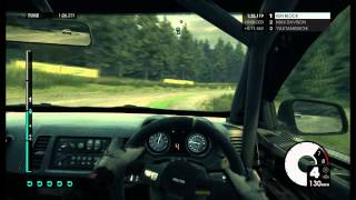 Dirt 3 Lancer Evo Gameplay Finland PC Max Settings Drifting HD