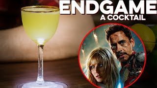 Avengers EndGame Inspired Cocktail | How to Drink