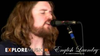 """The Sheepdogs perfom """"Right On"""" at ExploreMusic"""