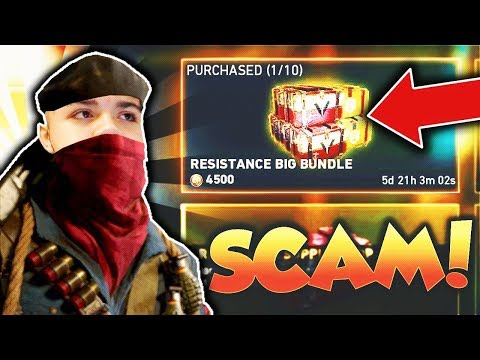 Proof Call of Duty World War 2 SCAMMED ME...