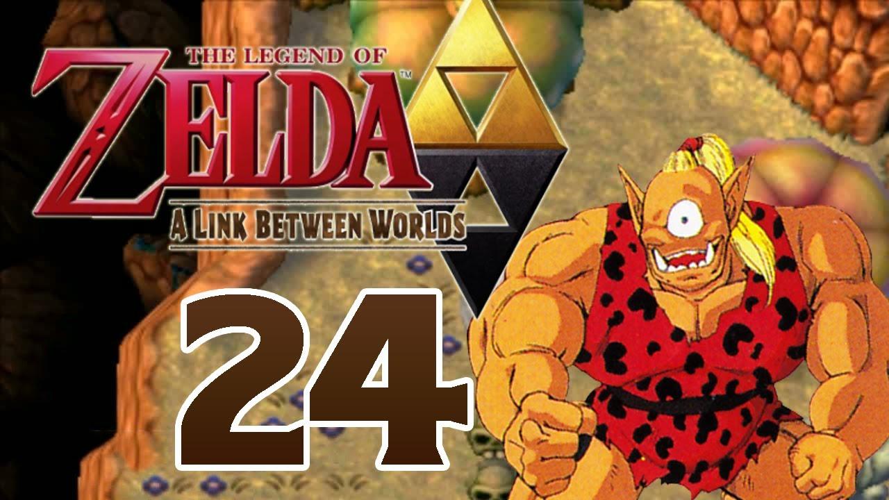Let S Play The Legend Of Zelda A Link Between Worlds Part