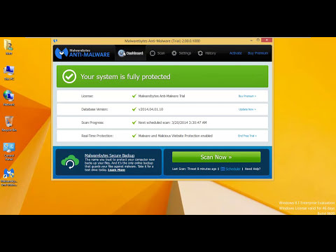 Malwarebytes 2.0 Review Part 1
