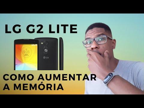 LG G2 Lite D295F / Como aumentar a memória interna / PT BR