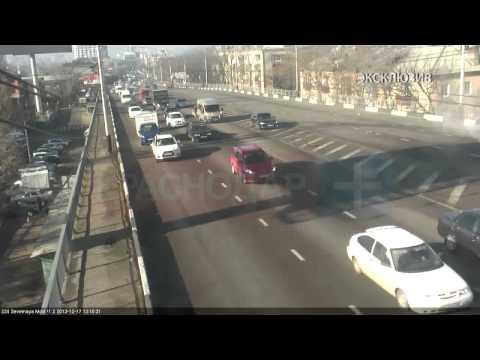 ДТП — Краснодар, мост № 1, Северная