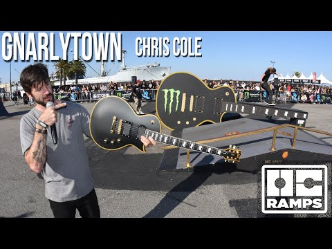 Skaters Battle ⚔️ Giant Guitar 🎸 with Nitro Circus 💥