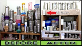 How to Organize Your Kitchen in Best Way  || Kitchen Organization Ideas Kitchen Tips