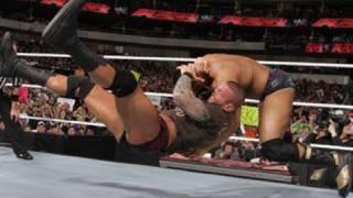 Raw: Randy Orton vs. David Otunga
