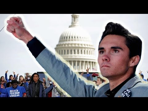 I SUPPORT THE PARKLAND STUDENTS