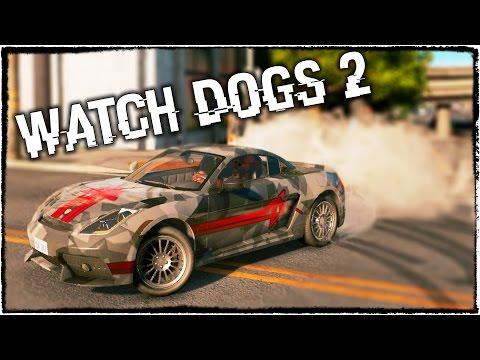 НАШЕЛ СЕКРЕТНЫЙ САМЫЙ БЫСТРЫЙ СПОРТКАР В WATCH DOGS 2 НА PC (ПК) #7