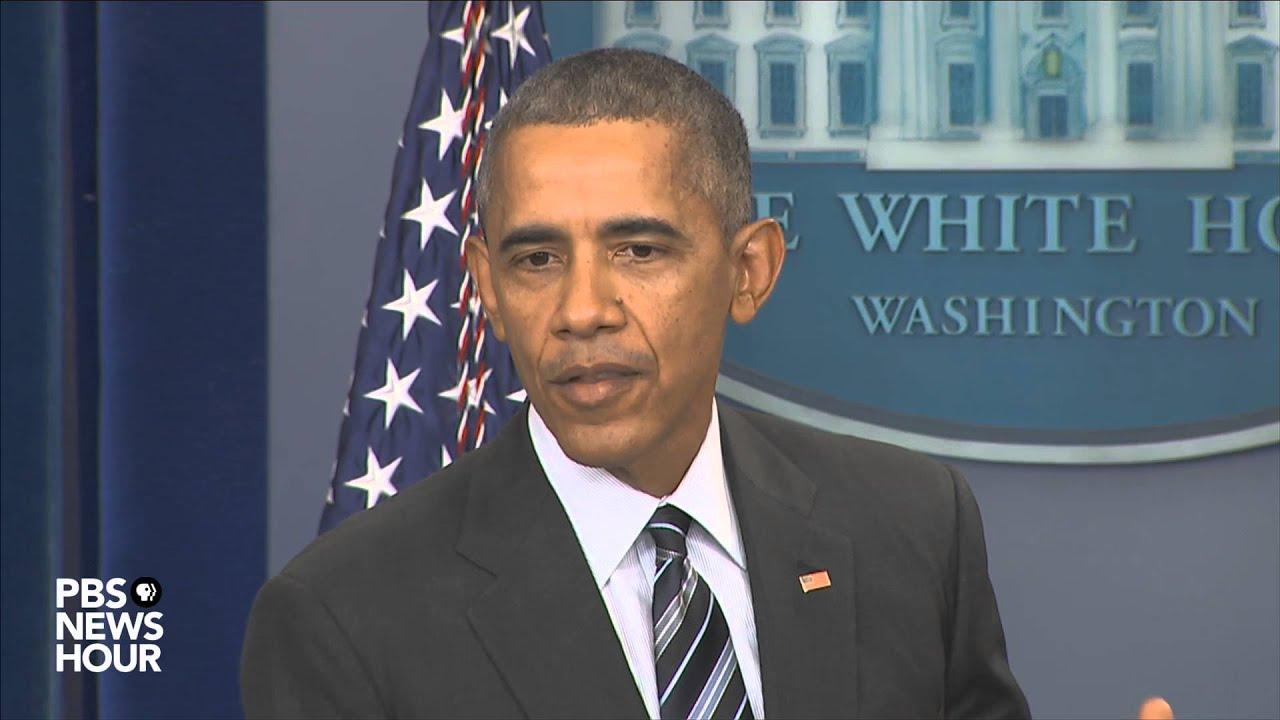 President Obama speaks on economy, January jobs report
