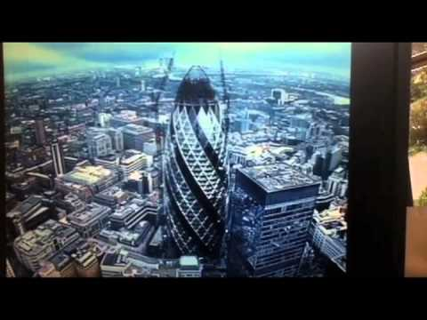 30 st mary axe - Norman Foster