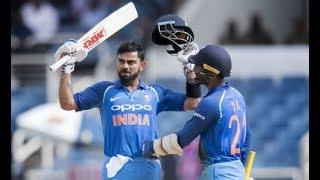 Virat kohli 111* vs West Indies of 115 balls in the 5th odi