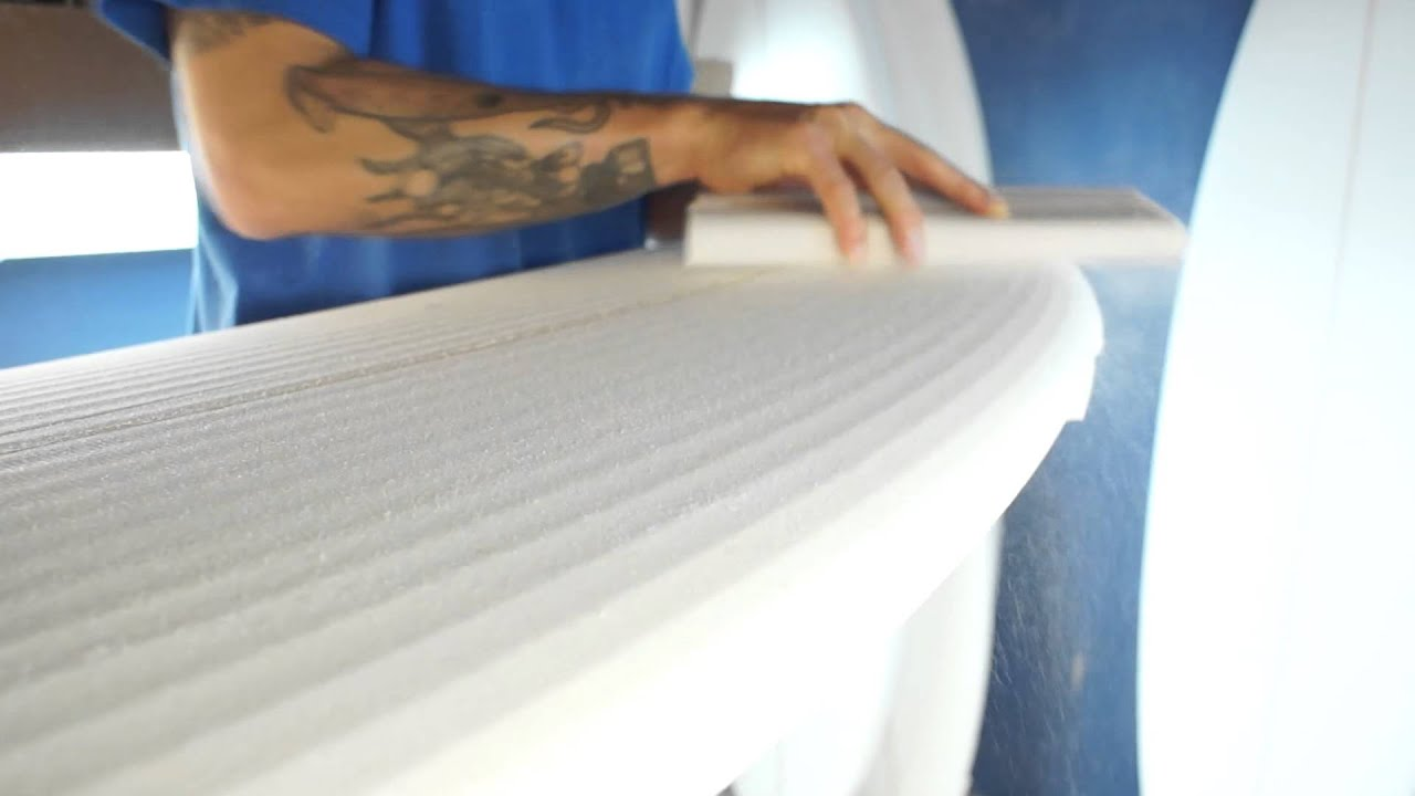 High Density Polystyrene Foam High Density Foam Sanding
