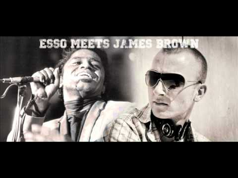 James Brown Meets Esso - This Is A Man's World video