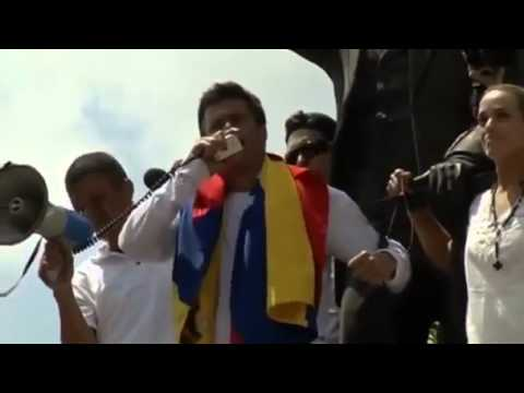 5 dead in Venezuelan protests and miss world
