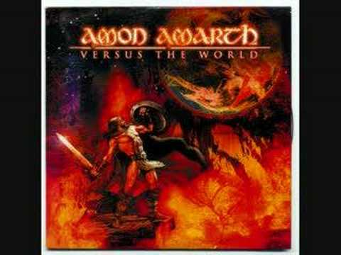 Amon Amarth - Where Silent Gods Stand Guard