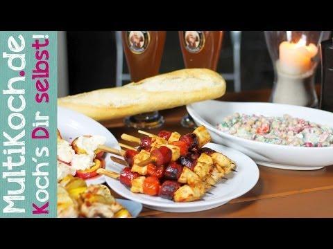 Grillen Spezial Mit Kochen Online #2: HOT BBQ