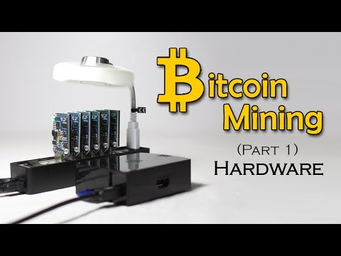 DIY Bitcoin Mining: Hardware (part1)