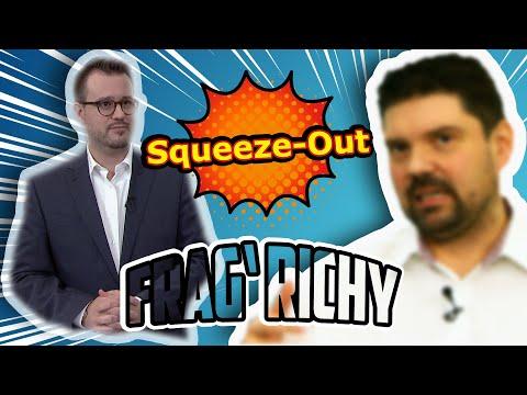 Frag' Richy (mit Urlaubsvertretung): Squeeze-Out   Börse Stuttgart   Frag' Richy