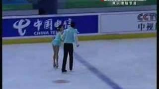 Jiaqi Liu & Jiankun Xu's SP at 2007 Chinese Nationals
