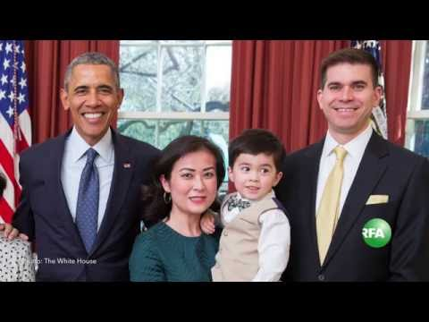 Elizabeth Phu – An Aide to President of the United States