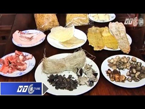 Cách khử độc tố trong thực phẩm | VTC